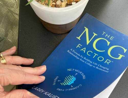Connecting With LinkedIn and the NCG Factor in Pandemic Times